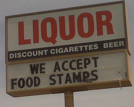 Liquor Store EBT