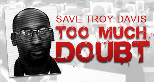 Troy Davis - Too Much Doubt