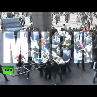 Video Comparison:Does Veteran Shot At Occupy Wall Street Prove US Hypocrisy