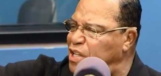 "Minister Farrakhan to the Media, ""You're all slaves and you love it!"""