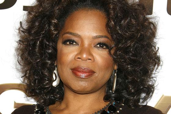 Oprah - Aha moment
