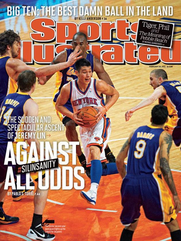 Jeremy Lin - Sports Illustrated