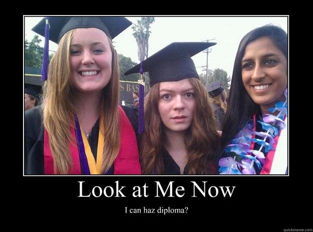 i can haz diploma