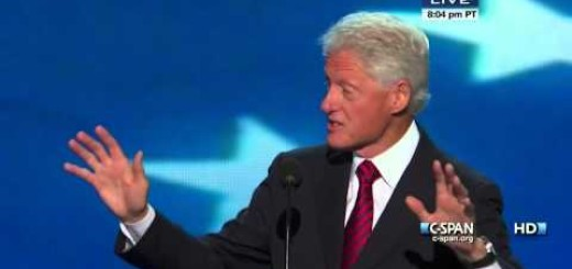Former President Bill Clinton Another DNC Win