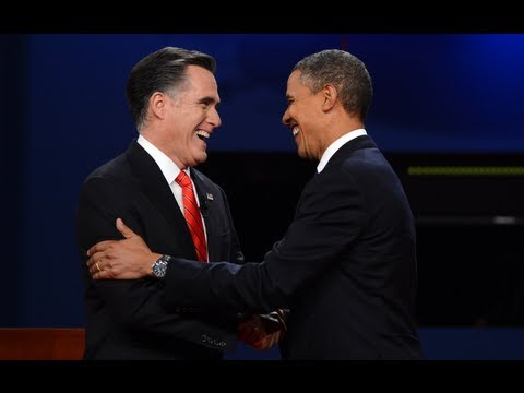 Romney Wins Over Obama In First Debate Decision