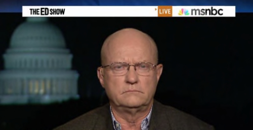 Colonel Lawrence Wilkerson on The Ed Show on MSNBC