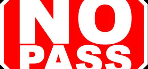 No pass Trump